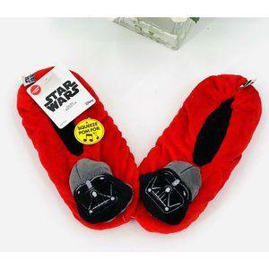 Star Wars Darth Vader Slipper Socks M/L
